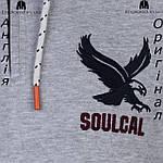 Худи SoulCal флисовая | Худі SoulCal флісова, фото 4