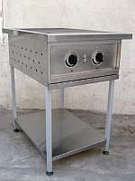Плита 2-х конфорочная электрическая без духовки