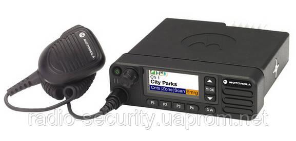 Радиостанция автомобильная MOTOROLA DM4600/ DM4601