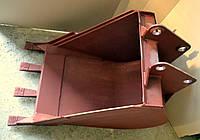 Ковш 4 зуба объем 0.27 куб, ширина 600 мм 25.0530.000.01