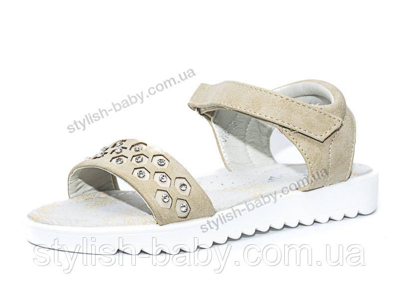 Детская обувь оптом. Летняя обувь 2018. Детские босоножки бренда Y.TOP для девочек (рр. с 31 по 36)
