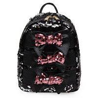 Рюкзак разноцветный с пайетками ( городской рюкзак )