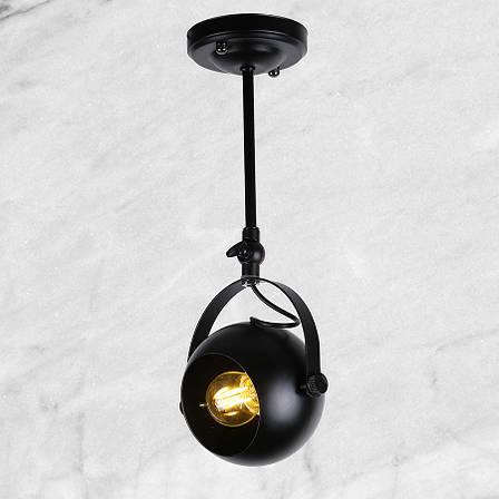 Прожектор-люстра (52-1209-1A BK), фото 2