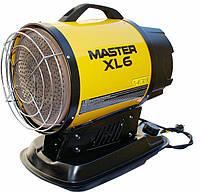 Master XL 6 - жидкотопливный инфракрасный нагреватель