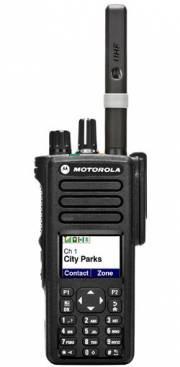 Радиостанция портативная MOTOROLA DP 4800