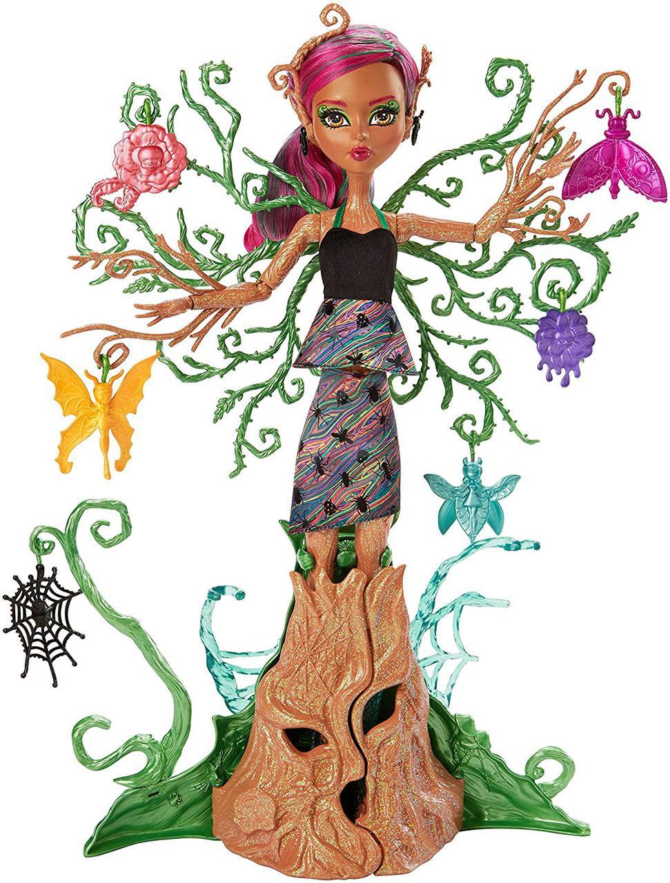 Кукла Монстер Хай Триза Торнвиллоу Садовые Монстры Monster High Garden Ghouls Treesa Thornwillow