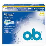 O.b. Flexia Tampons - Женские тампоны три капли