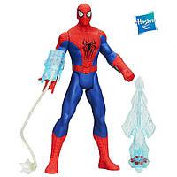 Игрушка Человек-Паук 25СМ, звук. и свет. эффекты - Spiderman, Hasbro, фото 1