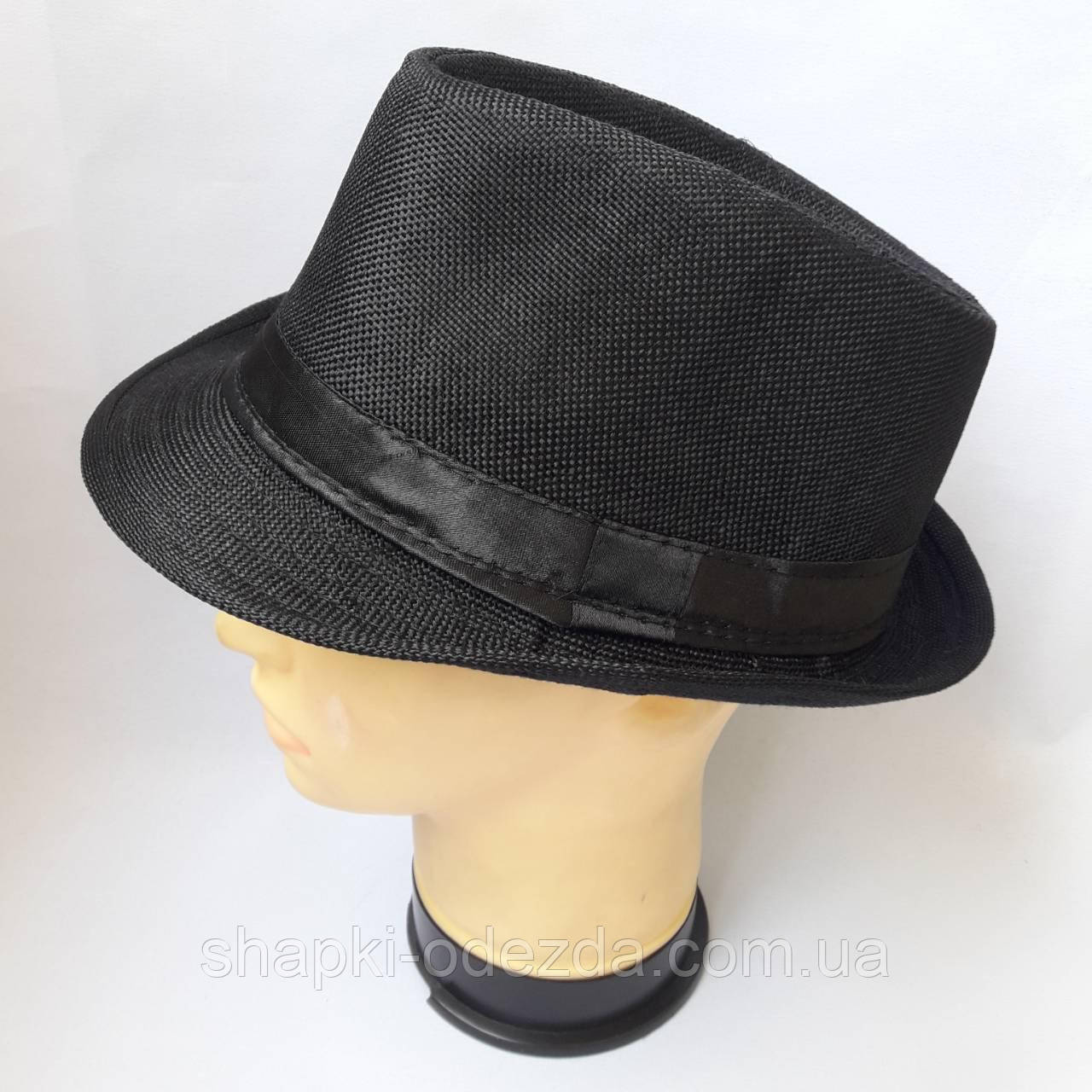Шляпа молодежная челинтано р 57-58