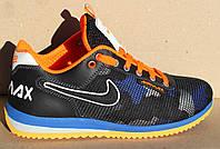 Кроссовки подростковые летние сетка, кожаные подростковые кроссовки от производителя модель ВА400П-1, фото 1