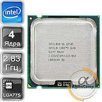 Процессор Intel Core2Quad Q9505 (4×2.83GHz/6Mb/s775) БУ