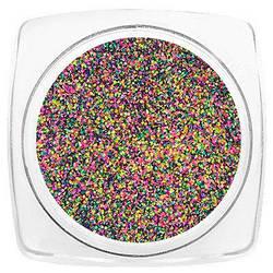 Меланж для декора ногтей Ice №017