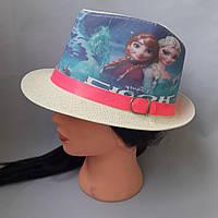 Шляпа молодежная челинтано р 52-54, фото 1