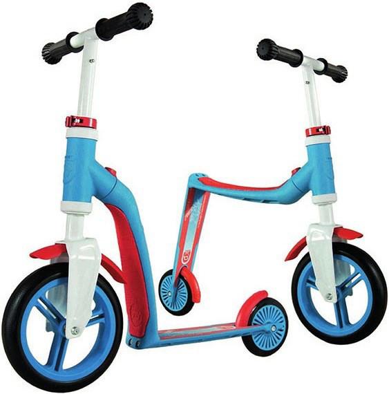 Scoot&Ride - Велобег Highwaybaby 2в1, blue