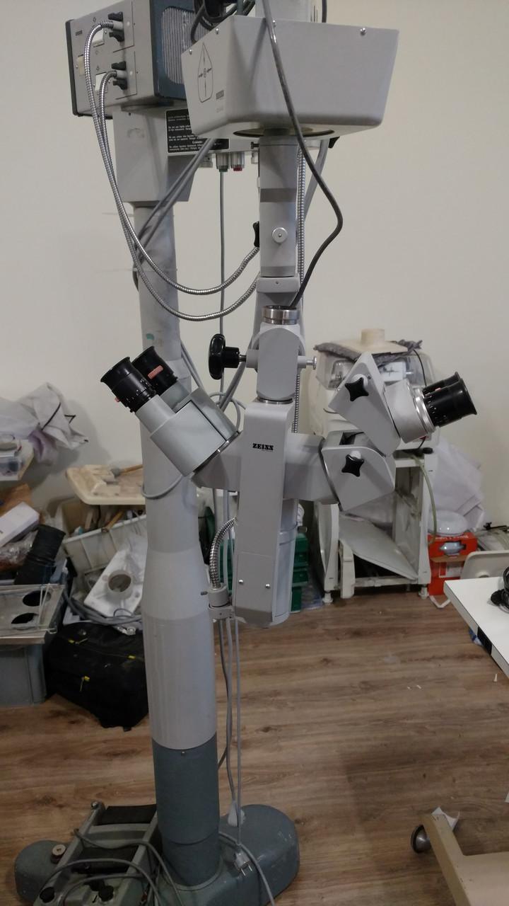 Микроскоп carl zeiss