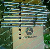 Сегмент H153329 косы жатки  з.ч John Deere SECTION, FINE TOOTH KNIFE Н153329 двойной, фото 4