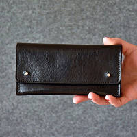 Разумные покупки: виды портмоне для мужчин