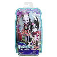 Enchantimals. Кукла с любимым питомцем, Седж Скунси (DYC75-DVH87)