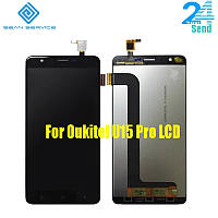 LCD дисплей + сенсор для Oukitel U15 Pro - модуль, фото 1