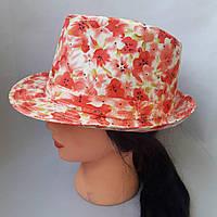 Шляпа молодежная челинтано р 52-56
