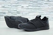 Мужские кроссовки New Balance 247 черные топ реплика, фото 3