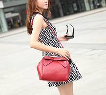 Винтажная женская сумка с ретро защелкой, фото 3