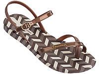 Женские летние босоножки Ipanema Fashion Sandal V Beige/Bronze 82291-21949