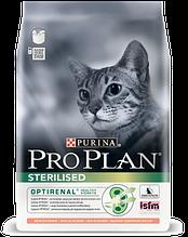 Корм Pro Plan (Про План) Sterilised Cat Salmon для кастрированных котов с лососем, 400 г