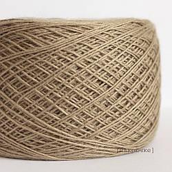 Пряжа бамбук Ярослав, цвет светло-коричневый