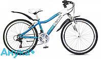 "Велосипед Spelli 24"" Astra голубой"