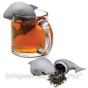 """Ситечко для заваривания чая """"Акула"""""""