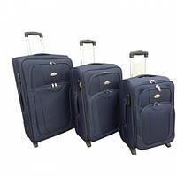 Набор чемоданов дорожных RGL (3 в 1). Два цвета, фото 1