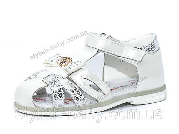 Детская обувь оптом. Летняя обувь 2018. Детские босоножки бренда Y.TOP для девочек (рр. с 26 по 31), фото 2