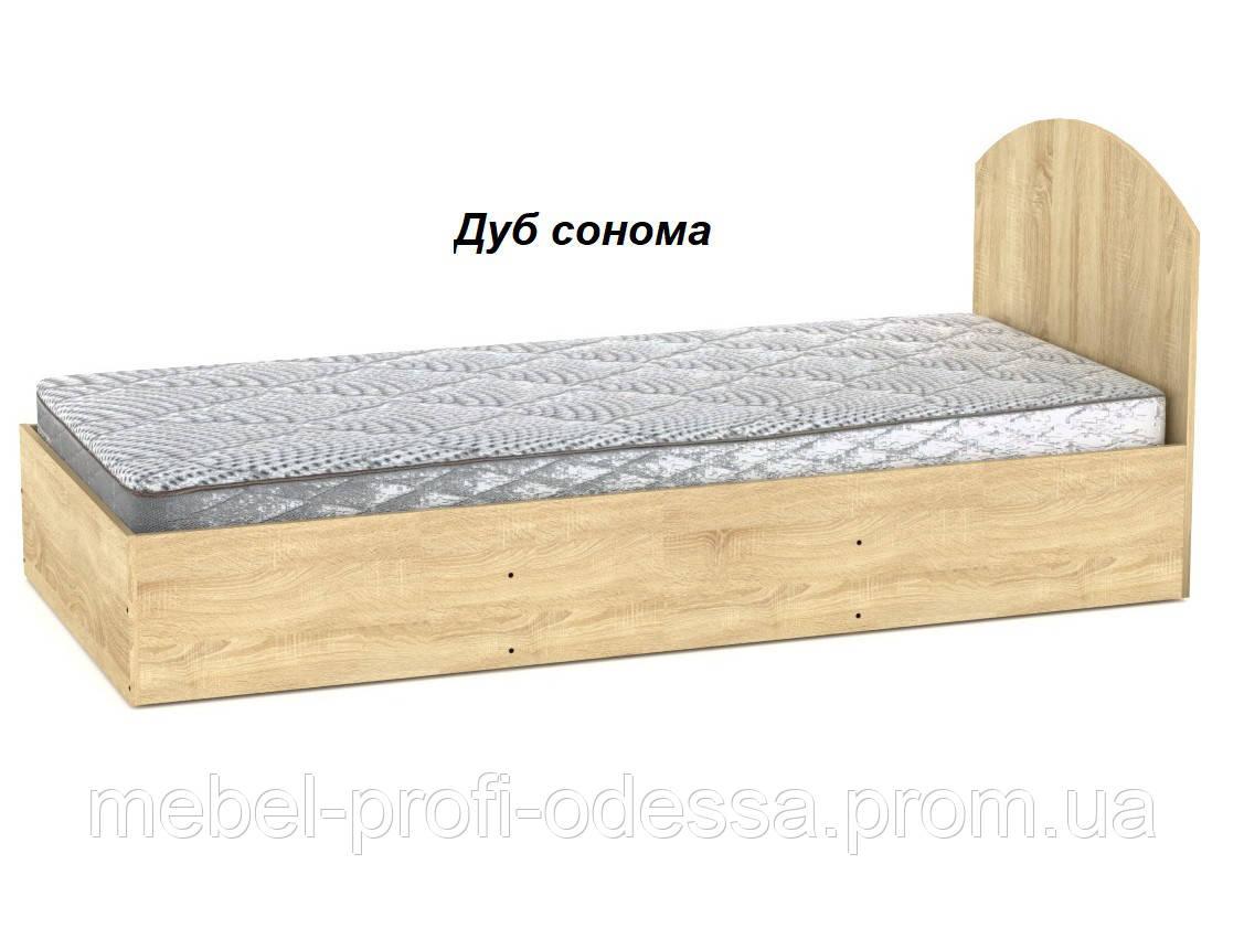 Кровать 90 Компанит Односпальная кровать