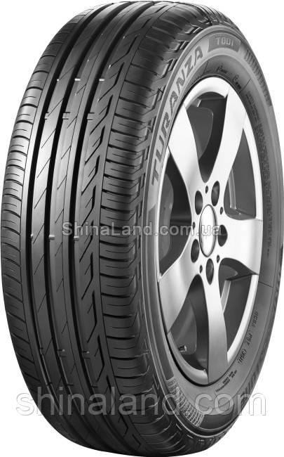 Летние шины Bridgestone Turanza T001 225/55 R17 97V Япония 2016