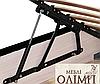 Двуспальная кровать Марита N с подъемным механизмом , фото 5