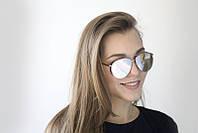 Женские круглые очки