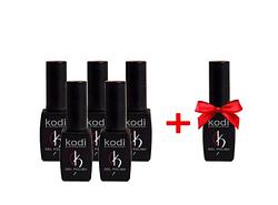 Набор гель-лаков Kodi 5+1 в подарок
