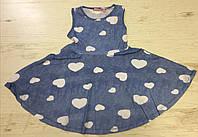 Платье на девочку оптом, Sincere, 98-128 см,  № CJ-1775, фото 1