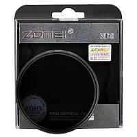 Нейтрально-серый светофильтр ZOMEI 55 мм ND8