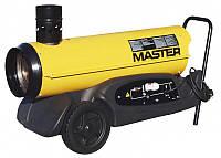 Master BV 110 E - дизельная тепловая пушка непрямого нагрева