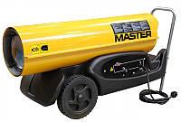 Master B 180 - дизельная тепловая пушка прямого нагрева