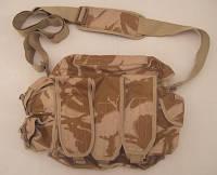 Тактическая наплечная сумка DDPM