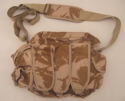 Тактическая сумка DDPM Camo