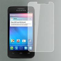 Защитная пленка на телефон Alcatel OT5020