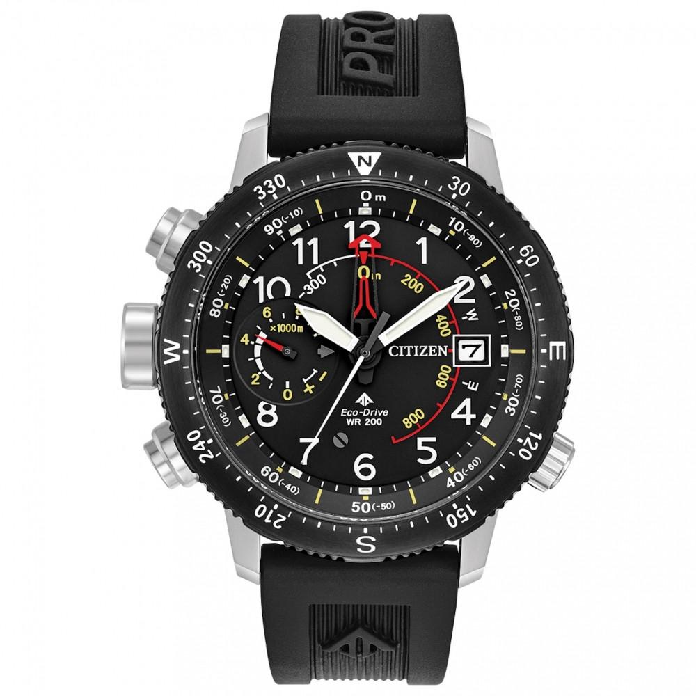 Часы Citizen Eco-Drive Altiсhron BN4044-15E Promaster J280