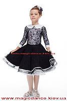 """Рейтинговое платье """"Клаудиа"""" с двумя съёмными юбками"""
