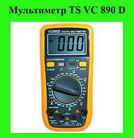 Мультиметр TS VC 890 D!Акция