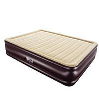 Кровать-велюровая надувная BestWay