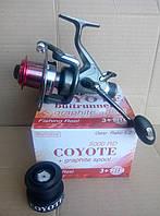 Катушка с байтранером BratFishing Coyote Baitrunner 5000 RD (3+1)